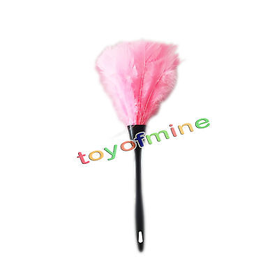 Anti Static Soft Microfiber Cleaning Turkey Feather Duster Cleaner