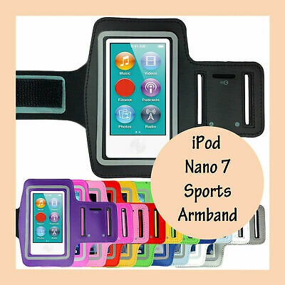 Sports Gym Running Armband Pouch Arm Band Case for Apple iPod Nano 7 7th Gen