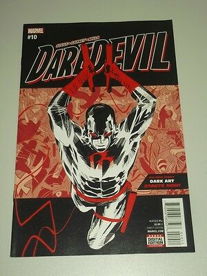 Daredevil #10 Marvel Comics Nm (9.4)