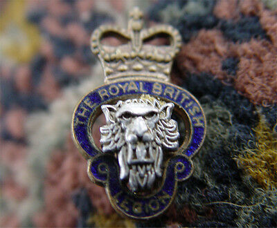 Vintage Royal British Legion Badge