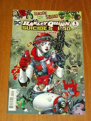 Harley Quinn And The Suicide Squad Special Edition #1 Dc Comics Nm (9.4)