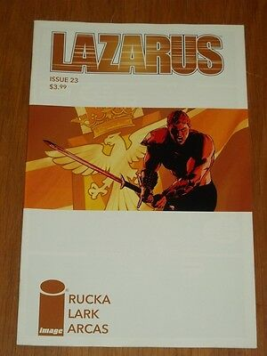 Lazarus #23 Image Comics July 2016 Nm (9.4)