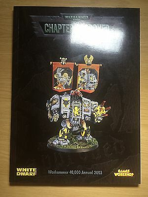 Warhammer 40,000 - Chapter Approved 2003