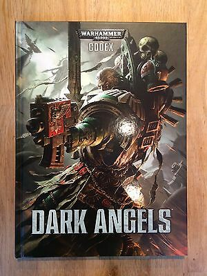 Warhammer 40,000 - Codex Dark Angels (hardback - 2012)