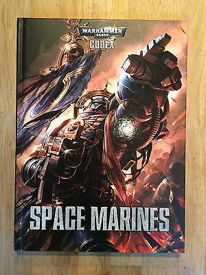 Warhammer 40,000 - Codex Space Marines (hardback - 2012)