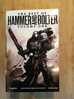 Black Library - The Best of Hammer & Bolter Volume One (paperback)