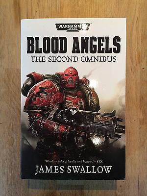 Black Library - Blood Angels, The Second Omnibus (paperback)