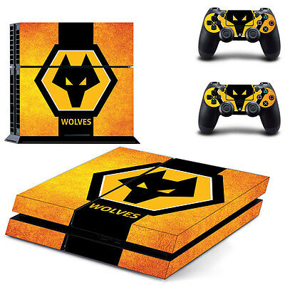 Wolves Skin for the Playstation 4