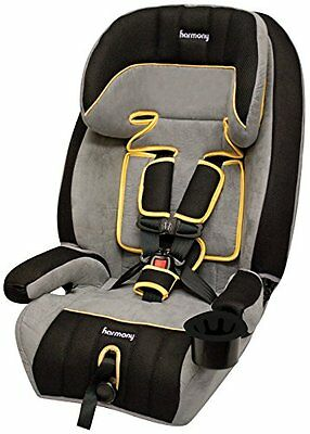 Harmony Defender 360 3-in-1 Booster Car Seat, Pirate Gold