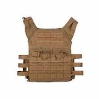 Brand New Extra Large Coyote Crye precision Jumpable Plate Carrier JPC
