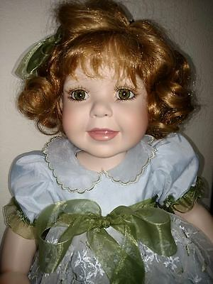 Baby Me Auburn by Marie Osmond, toddler series by Karen Scott 16 inches