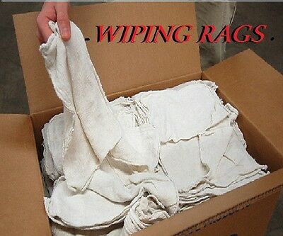 5 Lbs Shop Grease Wiping Household Cloths Rags Cleaning Towels 100 Towels
