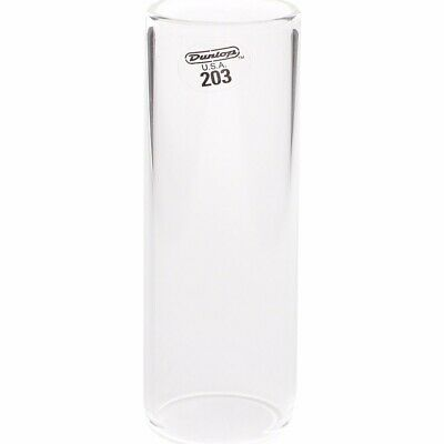 New Dunlop 203 Tempered Glass Slide, Regular Wall Thickness, Large + Ships Free