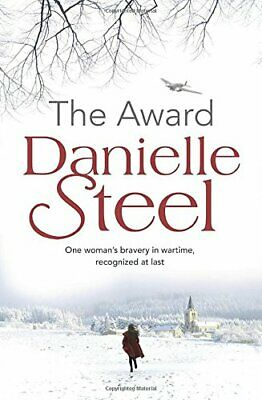 The Award by Steel, Danielle Book The Cheap Fast Free Post