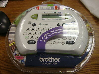 Brand New & Sealed BROTHER P-Touch PT-70HK Labeling LABELER System
