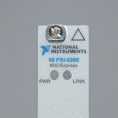 National Instruments NI PXI-8360 MXI Express