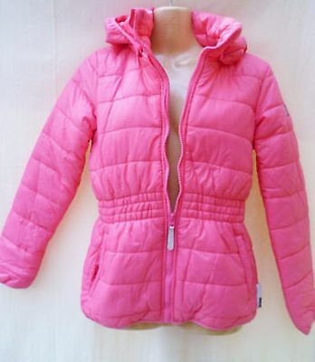 Name It Full Zip Pink Padded Jacket Size Age 12 Years