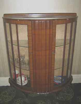 antique china display cabinet