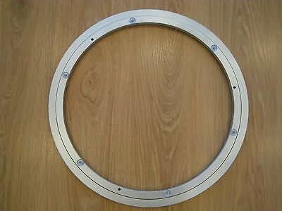 "*offer* 20"" 500Mm Lazy Susan Bearing Rotating Aluminium Turntable Lowest In Uk"