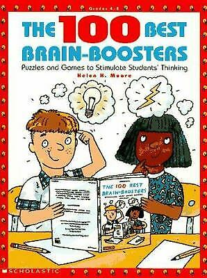 100 Best Brain-Boosters : Puzzles and Games to Stimulate Students' Thinking