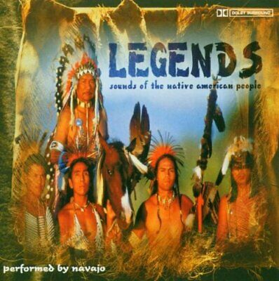 Navajo - Native American Legends - Navajo CD 1KVG The Cheap Fast Free Post The