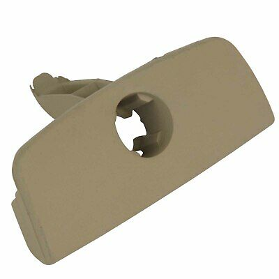 Glove Box Cover Handle Lock Hole Fit VW Passat B5 B5.5 98-05 06B129723J Beige