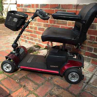 Disabled Person's Mobility Scooter