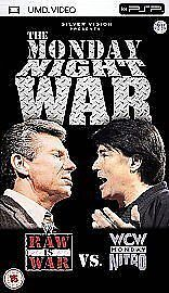 WWE - The Monday Night War [UMD Mini for PSP] - DVD
