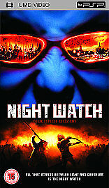 Night Watch [UMD Mini for PSP] DVD / Movie * New & Sealed *