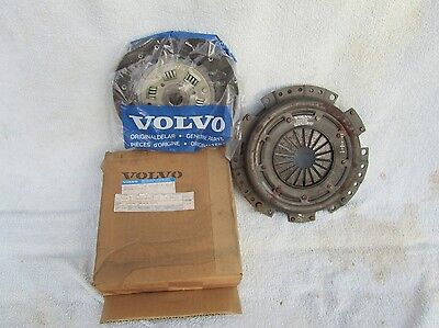 VOLVO 300 1.4 Clutch drive plate and pressure plate, New