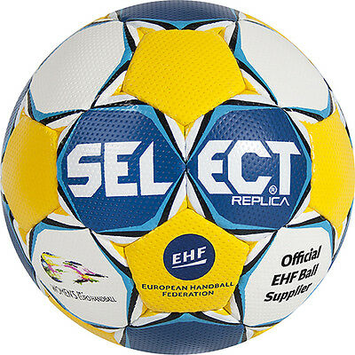 SELECT Ultimate Replica EC Women Damen Handball Trainingsball Gr. 1 und 2
