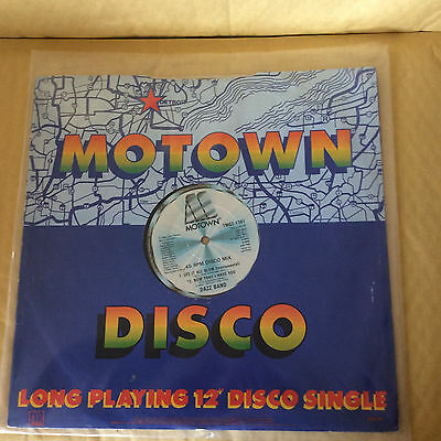 """Bloodstone - US Motown Disco Disc 12"""" - Let it all blow extended (instrumental)"""