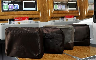 Emirates Business Class Men's Bvlgari Amenity Kit - Limited Edition First A380