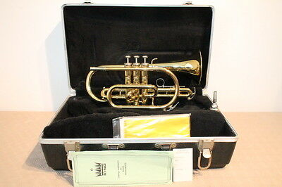 King 605 Cornet Outfit – Ideal Student Instrument