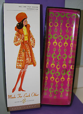 EMPTY BOX Vintage Barbie Reproduction #1881 MADE FOR EACH OTHER