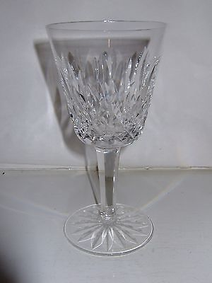 Vintage Waterford Lismore Pattern Cut Crystal Drinking Glass