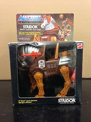 MOTU Stridor Carded And Sealed Masters Of The Universe Horse