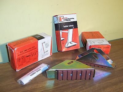 Rose Mfg. Co. Replacement Ladder Feet Shoe Kit Pair New in Box #503213