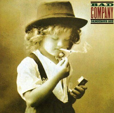 Bad Company - Dangerous Age [New CD] Germany - Import
