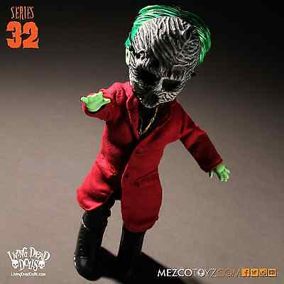 Living Dead Dolls Halloweens of yesteryear Series 32 Ernest Lee By Mezco Toyz