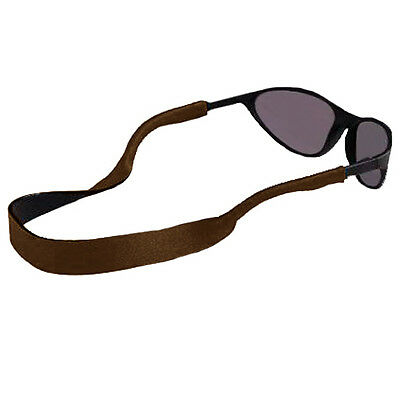 Croakies XL Eyewear Retainer - Brown