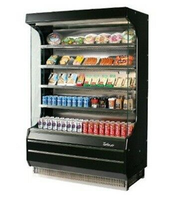 "Turbo Air TOM50B 50"" Full Size Display Merchandiser with Efficient Refrigeration"