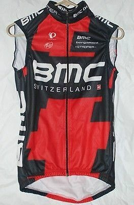BMC Pro Cycling Team Pearl Izumi 2013 Team Thermal Vest With Damaged Pockets