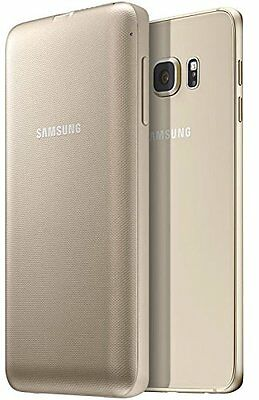 Genuine Samsung Galaxy S6 Edge Plus + 3400mA Wireless Battery Charger Pack Case