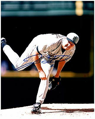 Pittsburgh Pirates JASON SCHMIDT Signed Autographed 8x10 Pic. A