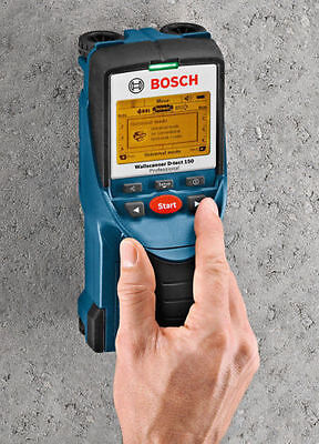 Bosch D-TECT 150Pro scanner/meter, new demo, no retail packaging