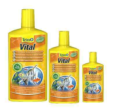 Tetra Vital* 100ml ,250ml, 500ml, 1L *Vitamins For Your Fish*