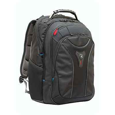 """Wenger 600637 CARBON 17"""" MacBook Pro Backpack , Padded laptop compartment with c"""