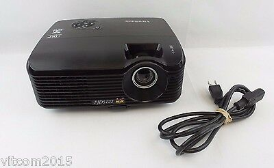ViewSonic PJD5122 / DLP Multifunction Projector / Good / Used #Hre7