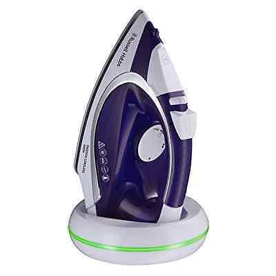 Russell Hobbs 23300 Freedom Cordless Iron 2400 W - Purple/White - UK SELLER